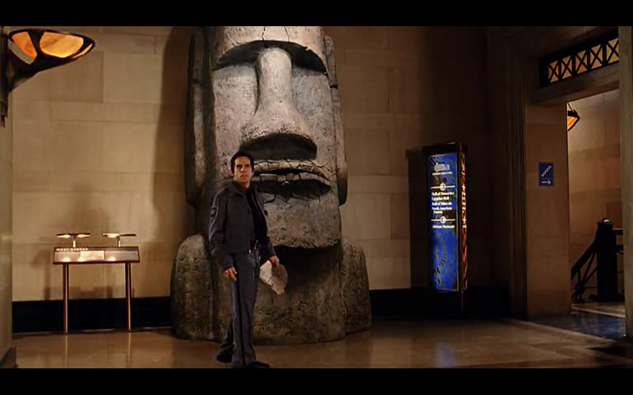 A Night At The Museum Of Natural History Movie